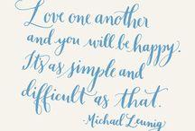 Michael Leunig / Quotes/sayings/poems of Michael Leunig