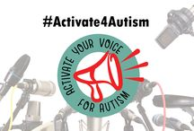 #Activate4Autism / Join our #Activate4Autism movement! Stand with the actors, authors, musicians, advocates and brands who are activating their voices to end the stigma of autism, speak out against bullying, and speak up for a world of acceptance and inclusion.
