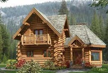 log cabin / by Fuzz Pesock