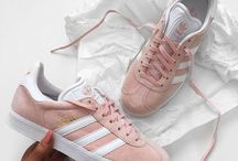 Adidas Gazelle Pink Outfit