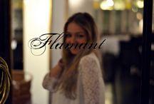 BlogTheDreams... Restaurante Flamant... / la blogger de moda Bárbara de Robles... de Blog The Dreams descubre nuestro restaurante Flamant (Enrique Granados, 23 - Barcelona)...