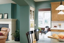 Kitchen colors / by Anne Reynolds