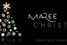 Christmas with Maree London / Our 2016 Christmas Banner #mareelondon
