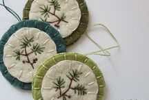 Handmade Ornaments / Handmade Ornaments of every kind and for any occasion.