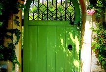 Beautiful gates / by Melody Minger