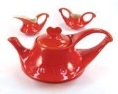 Teapots, mugs & cups