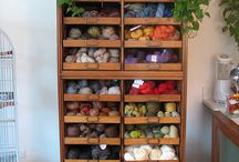 Yarn Cupboard