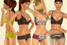 Lingerie (Sims 3)
