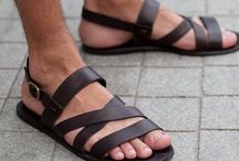 Sandalias súper