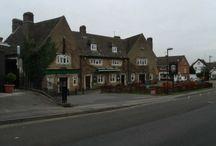 Churchdown Hill Walk / Churchdown Hill Walk, Gloucester, Gloucestershire. http://aboutglos.co.uk/walk-churchdown-hill-november-2013/