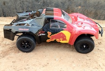 R/C Short Course Trucks