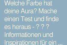 Aura Farben