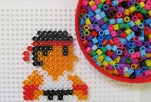 Pearled beads / by Patricia Means Sittenauer