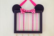 Hairclips holder