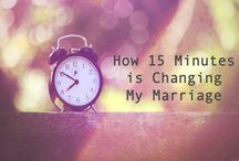 Marriage Inspiration / Marriage tips, marriage enrichment, date night ideas, encouragement for marriage, marriage help.