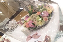 Decor / Wedding decoration. Spring.