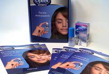 Kampania Optrex®ActiMist Spray 2w1 / Rewolucyjna kampania dla Twoich oczu. Optrex to spray na zamknięte powieki, tego jeszcze u nas nie było! Zadbaj z nami o zdrowie oczu.