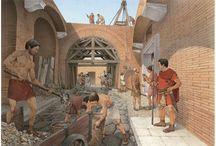 romersk bebyggelse