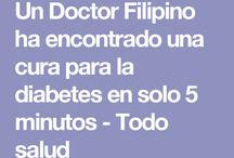 todo salud DIAVETES
