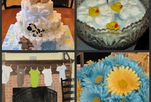 Baby shower idea's / by Nicole Haralson