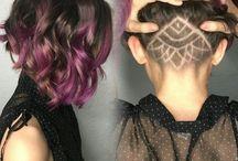 hair cut back