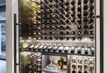 Sklenene vinoteky