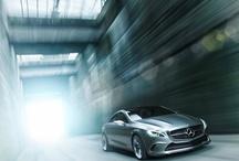 Mercedes-Benz-Style Coupe Concept 2012