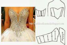 드레스 패턴