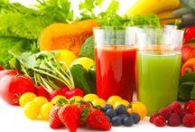 Remedios caseros.. / Bebidas y alimentos que pueden ayudarnos a mantener una buena salud, todo con recetas naturales.