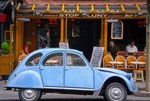 2CV Bleue / Retrouvez toutes les 2CV bleu et restaurez votre deuche grâce aux plus de 2000 pièces détachées que nous proposons sur : www.mcda.com #2cv #deuche #mehari #citroen