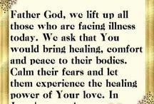 Thoughtful prayers