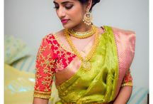 Indian Bridal With High Plat