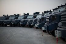 Armoured Military vehicles - Panthers - MSPV / LIGHT ARMOURED PERSONNEL CARRIER