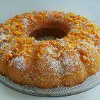 portakallı hazır kek