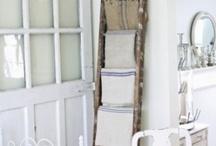 Old Ladder Ideas / by Patti Reynolds