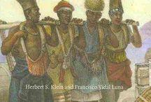 Negros, Brasil, Escravidão