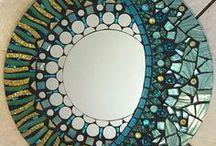 spieels en mosaic