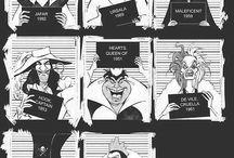 Villanos de cuentos