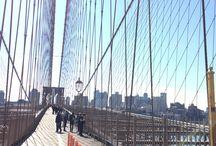 New York maart 2016 / Citytrip