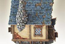 Medival Tudor Fachwerk / Inspiration