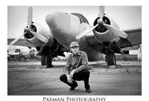 airplane shoot / by Krista Wertman