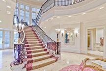 Dream Home Ideas / by Melissa Hopkins