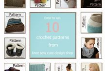 Crochet - Give Aways