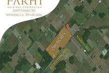 Development- Ilderton, Ontario / Farhi Holdings Corporation is a dynamic real estate and development company based in London, Ontario. Founded in 1988, FHC owns and manages more than 4 million Sq.Ft. of office, retail, and residential space throughout Ontario, in addition to significant land holdings. Visit our website www.fhc.ca for our entire property portfolio.