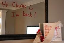 Elf on the Shelf ideas / by Wendi Merrill