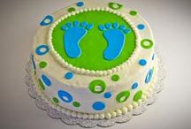 baby boy shower / a collection of baby shower ideas.