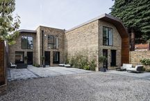 Cozens Place / Residential Architecture & Interior design - Mews development in London