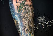 Tattoo Metallica