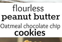 Sweet treats / East to make healthy desserts