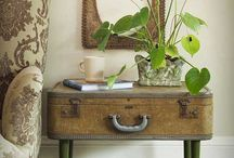 Repurposed Furniture / by Crafty Feast
